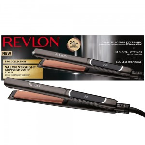 Prostownica do włosów Revlon Pro Collection Salon RVST2175, Novamed